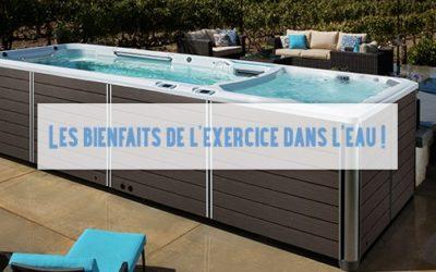 Les bienfaits de l'exercice dans l'eau