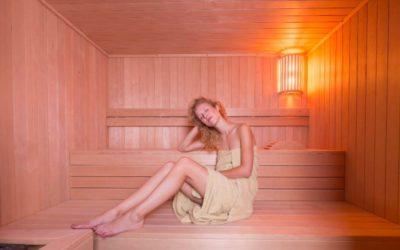Sauna ou hammam : chaud dedans !